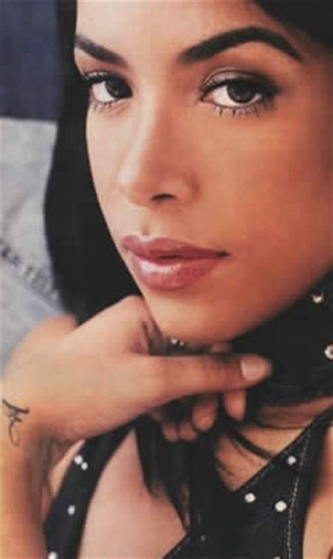 aaliyah tattoo aaliyah tattoos and meanings