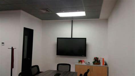 soportes para tv de techo soporte para colgar el televisor en el techo altura