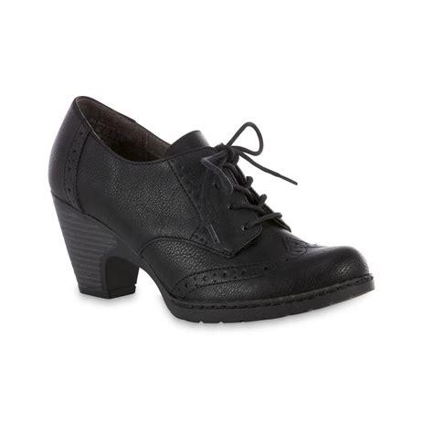 i comfort shoes i love comfort women s laura black oxford shoe