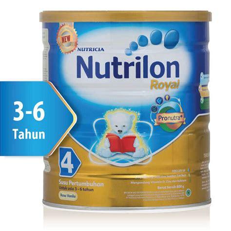 Nutrilon 4 Tahun Special