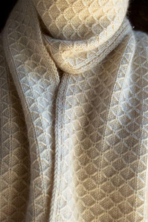 Trellis Scarf Pattern trellis scarf purl soho