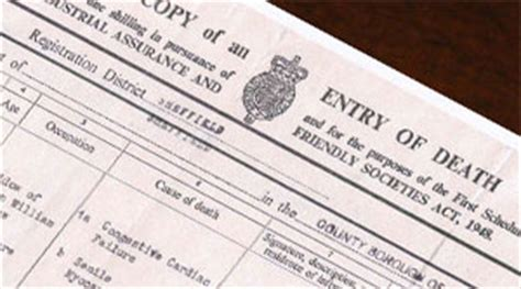 full birth certificate replacement uk copy of a birth death or marriage certificate decree