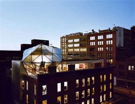 Home Design District Nyc Diane Furstenberg Studio Hq Meatpacking District E