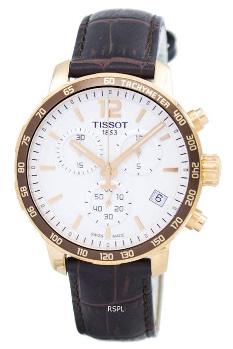 Tissot T095 417 36 037 00 tissot quickster chronograph tachymeter t095 417 36 037 00