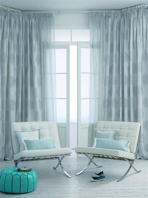 long white curtains long white curtains with gray circles pattern for glass