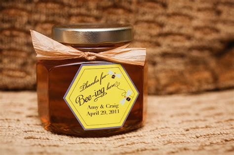 Wedding Favors Honey by Honey Wedding Favor Happily After