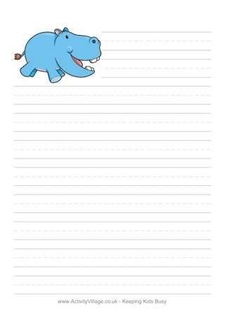 elephant writing paper elephant writing paper