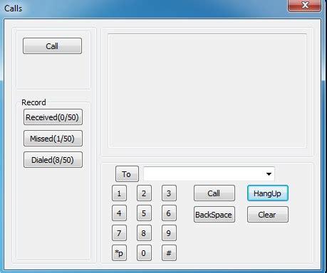 Modem Gsm Prolink Phs300 cara menelepon dan menerima telepon menggunakan fitur