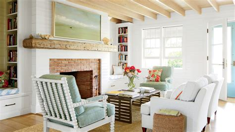 wall color ideas casual cottage 15 shiplap wall ideas for beach house rooms coastal living