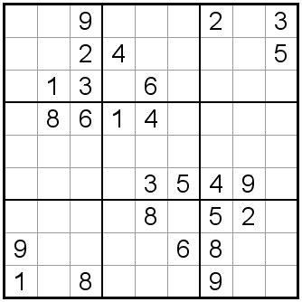 sudoku printable version sudoku puzzles challenging hard 93 96 number squares