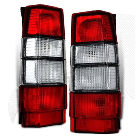 volvo  wagon   red  clear euro tail lights alenv topgearautosport