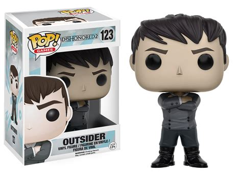 Funko Dishonored 2 Outsider 11412 funko pop dishonored 2 corvo emily and outsider figures now available idealist