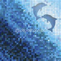 Landscape Mosaic Definition 1000 Images About Mosaic Seascapes On Blue