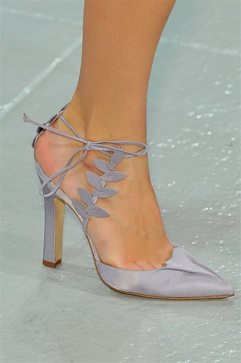 Here There Shoe Trends Now by Ankle Pumps Zac Posen 2014 The 5