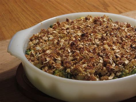Crispy Toping Minuman 1 tracy s living cookbook vegetable bake with crispy topping