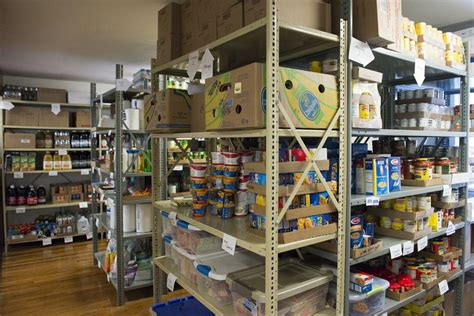 local food banks prepare for rising demand news easton