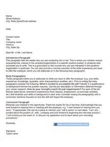 an effective cover letter effective cover letters and templates