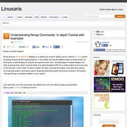 tutorial nmap debian debian ubuntu pearltrees