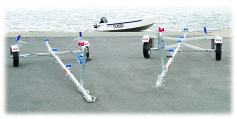 folding boat trailers australia home real ezy trailers