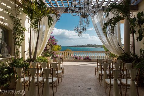 st wedding villa wedding venue villa serenita st