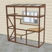 free diy catio plans diy cat tree made from an wooden ladder outdoor carpeting left wood and jute wrapped