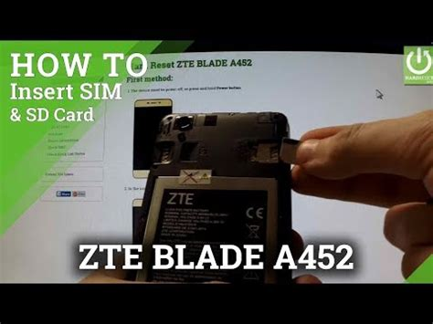 Cricket Sim Card Template by Zte Zmax Pro How To Move Apps To Sd Card Doovi