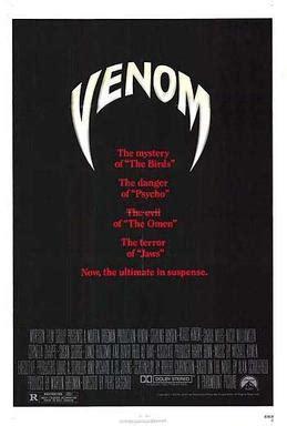 Venom (1981 film) - Wikipedia K 11 Poster