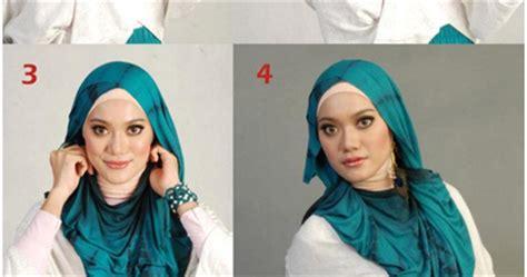Kerudung Pashmina Hijaber Hijabers Jilbab gambar cara memakai jilbab