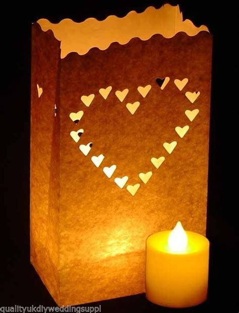 How To Make Paper Bag Lanterns - 17 best ideas about paper bag lanterns on