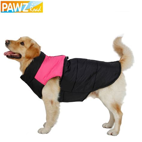 big dogs clothing free shipping clothes winter clothing large vest warm apparel pet clothes