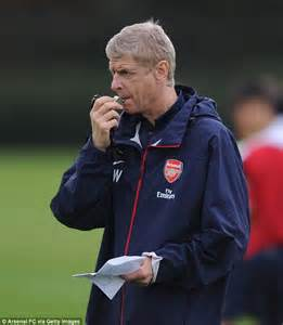 What Do You Bench Jack Wilshere Posts Tweet After Training With Arsenal