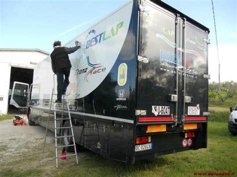 vendo officina mobile vendo daf officina mobile trasporto auto da corsa