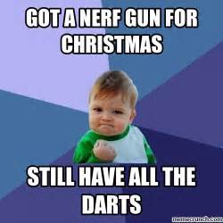 Nerf Meme - nerf darts