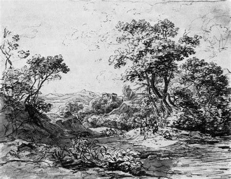 Landscape Sketches File 243 K 225 Roly Landscape Sketch I Jpg Wikimedia