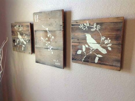 Paintings Handmade - eco etsy 12 home furnishings made with reclaimed wood