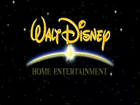 walt disney home entertainment ident