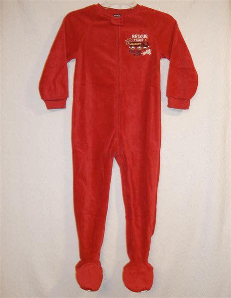 Blanket Sleeper Pajamas by Joe Boxer Blanket Sleeper Pajamas Pj Boys 6 Rescue