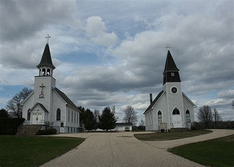 for church on the road in wisconsin duo country churches near