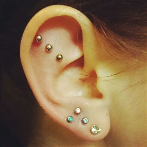Price Getting Some Piercing Done by New Piercing Lobe Triangle Cant Wait To Get Some