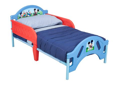toddler mickey mouse bed delta children bb87133mm mickey mouse toddler bed