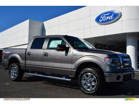 2014 ford f150 4x4 2014 ford f150 xlt supercrew 4x4 in sterling grey c84330