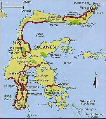 travel information  south sulawesi indonesie bali
