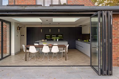 bifold doors choosing patio doors homebuilding renovating