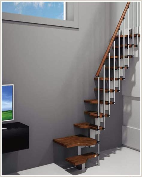 Stairs For Small Spaces Space Saver Stairs Stairs Designs