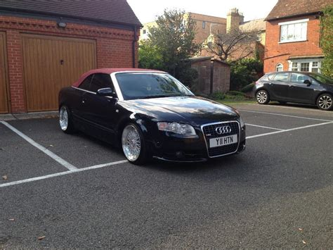 2006 audi a4 b7 audi a4 1 8t cabriolet 2006 b7 s line limited edition