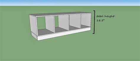 how to build a bench with cubbies remodelaholic diy entryway mudroom with cubbies for