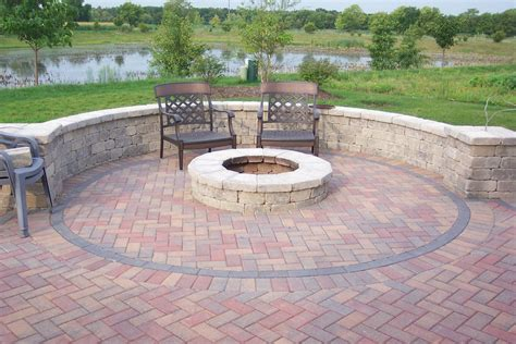 Patios Design Types Of Brick Patio Designs To Make Your Garden More Beautiful