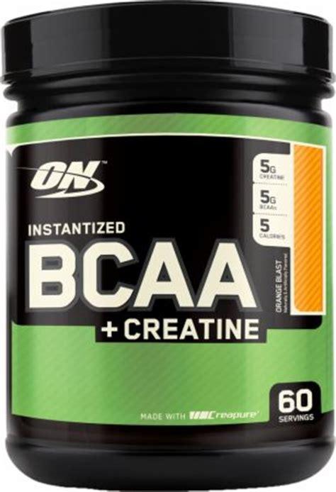 creatine and bcaa optimum instantized bcaa creatine at bodybuilding