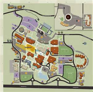 Weber State Map by Weber State Bookstore Ogden