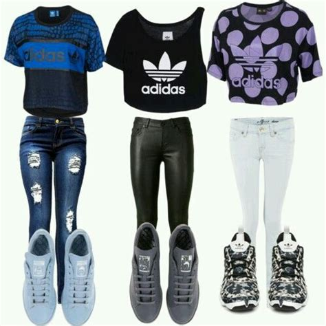 adidas clothes adidas styles image 2911645 by helena888 on favim